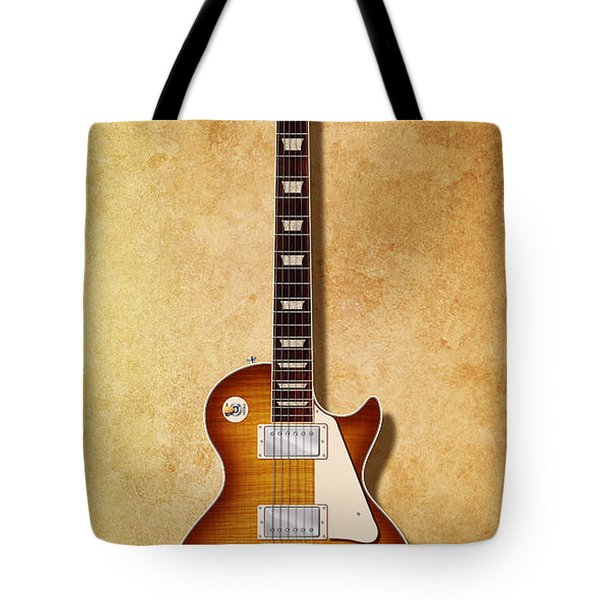 Gibson Les Paul Since 1952 Tote Bag
