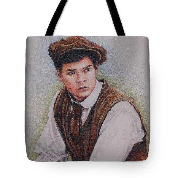 Gilbert Blythe / Jonathan Crombie Tote Bag