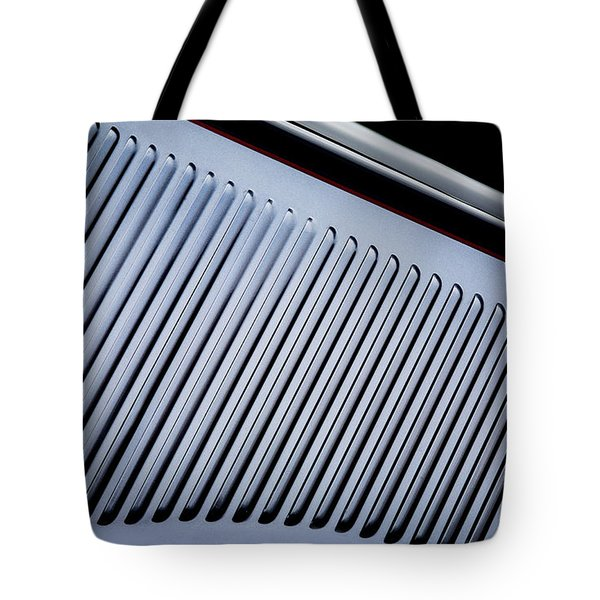 Tote Bag featuring the photograph Gills by Rebecca Cozart