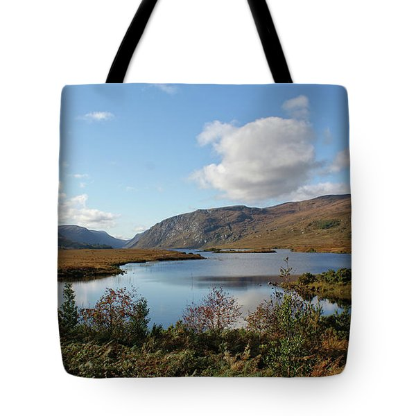 Glenveagh National Park, County Donegal, Ireland. Tote Bag
