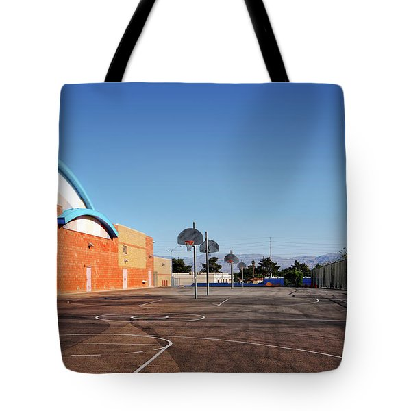 Goals In Perspectives Tote Bag