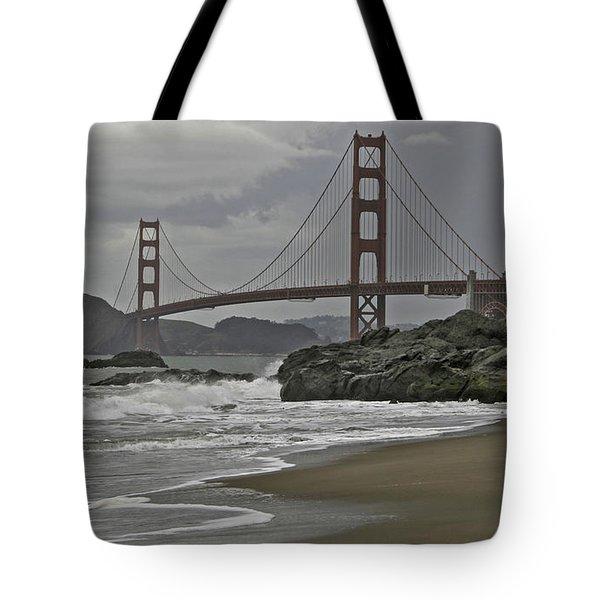 Golden Gate Study #1 Tote Bag
