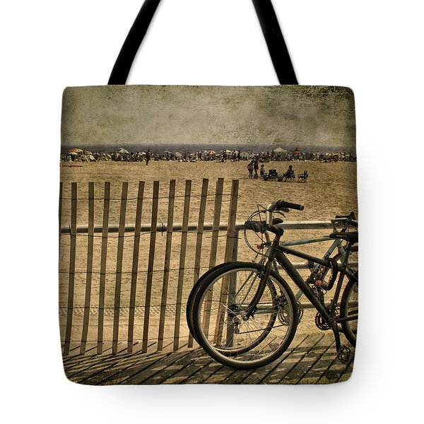 Gone Swimming Tote Bag
