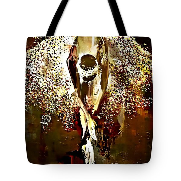 Grace Tote Bag by Lynda Payton