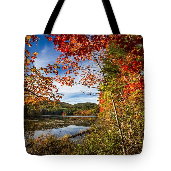 Tote Bag featuring the photograph Grafton, New Hampshire by Robert Clifford