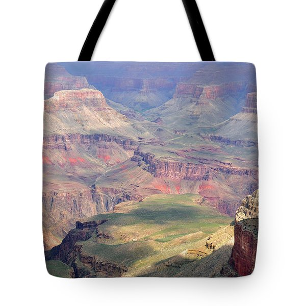Grand Canyon 2 Tote Bag by Debby Pueschel