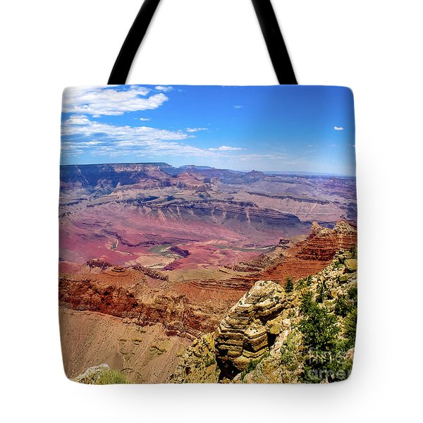 Tote Bag featuring the photograph Grand Canyon by Benny Marty