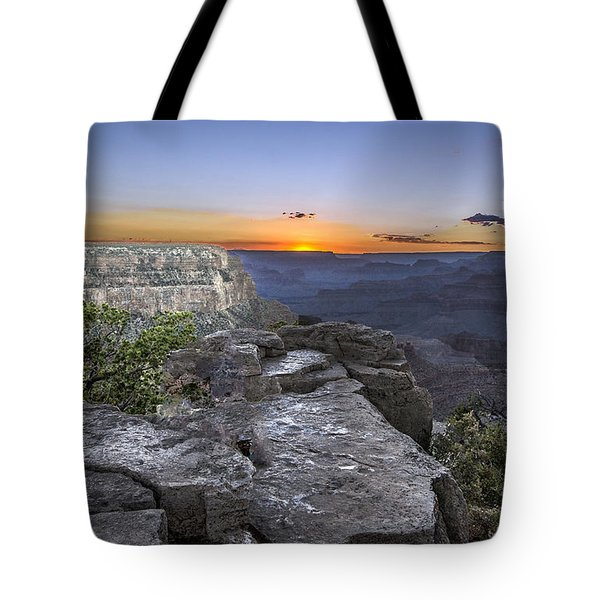 Grand Canyon Sunset Tote Bag