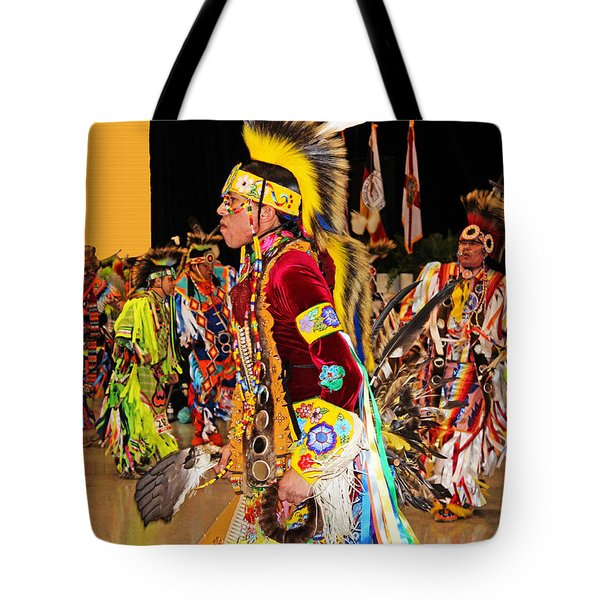 Grand Entrance Tote Bag by Audrey Robillard
