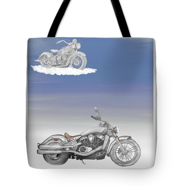 Grandson Tote Bag by Terry Frederick