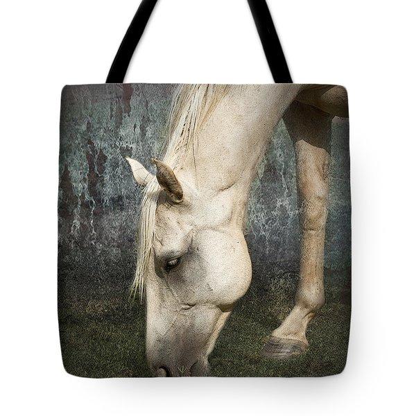 Grazing Tote Bag by Betty LaRue