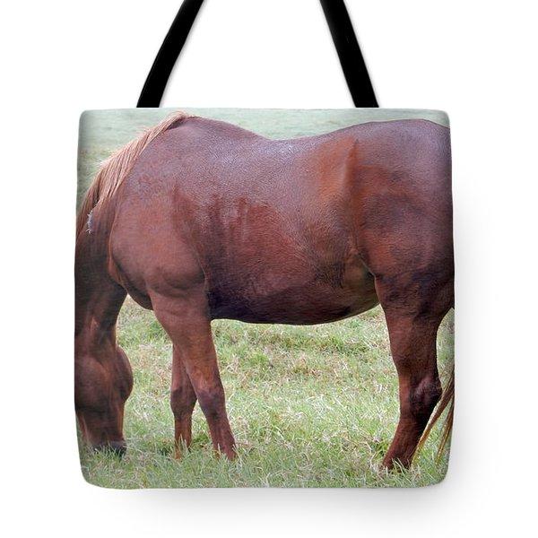 Grazing Tote Bag