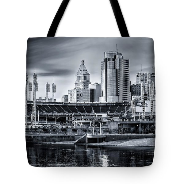 Great American Ball Park Tote Bag