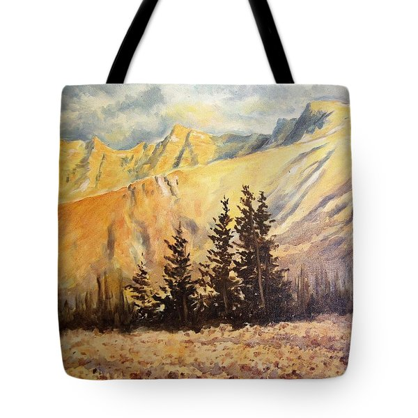 Great Basin National Park Nevada Tote Bag by Kevin Heaney