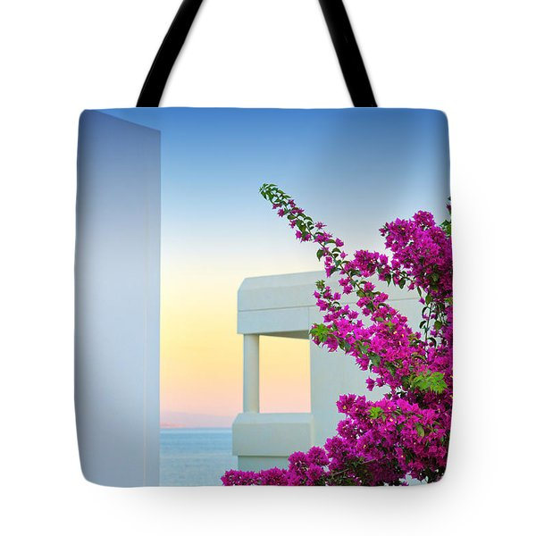 Greece 3  Tote Bag