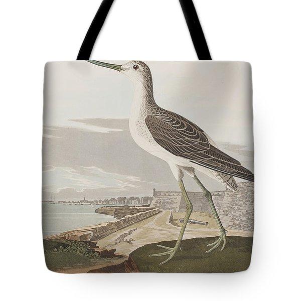 Greenshank Tote Bag