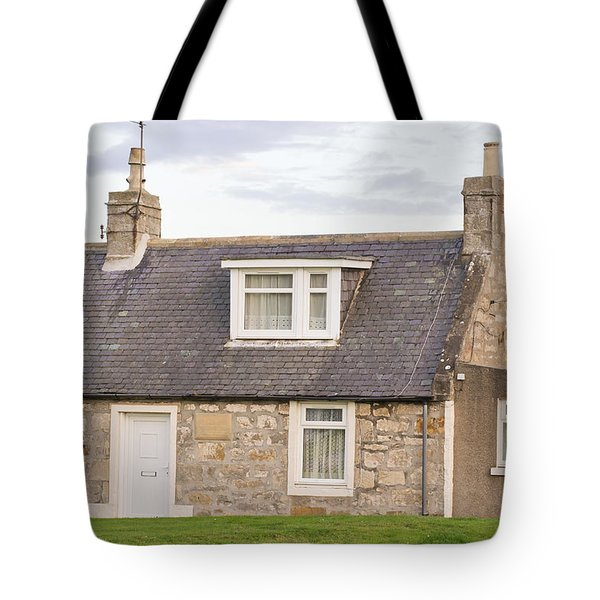 Gregory Place Tote Bag