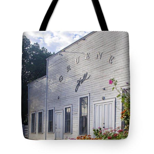 Gruene Hall Tote Bag