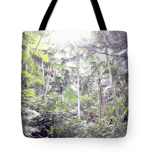 Guilarte's Forest Tote Bag