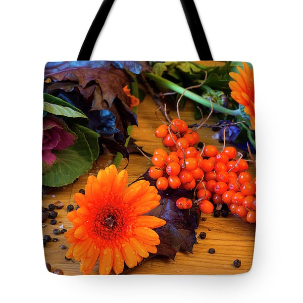 Halloween Decoration Tote Bag