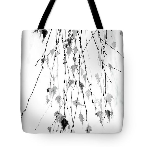 Tote Bag featuring the photograph Hanging by Rebecca Cozart