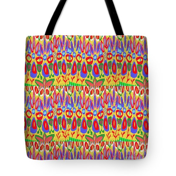 Happy Celebrations Abstract Acrylic Painting Fineart From Navinjoshi At Fineartamerica.com These Gra Tote Bag