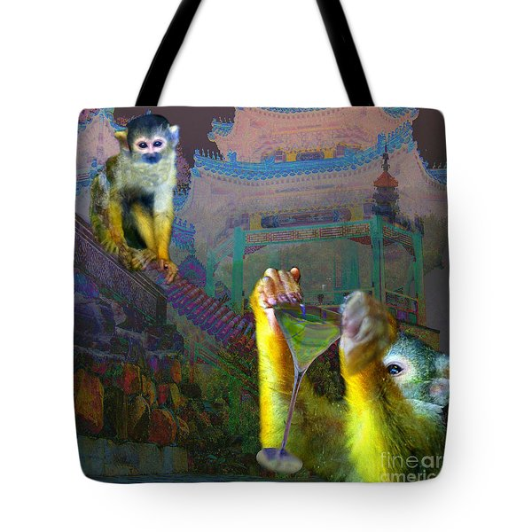 Happy Chinese New Year Tote Bag