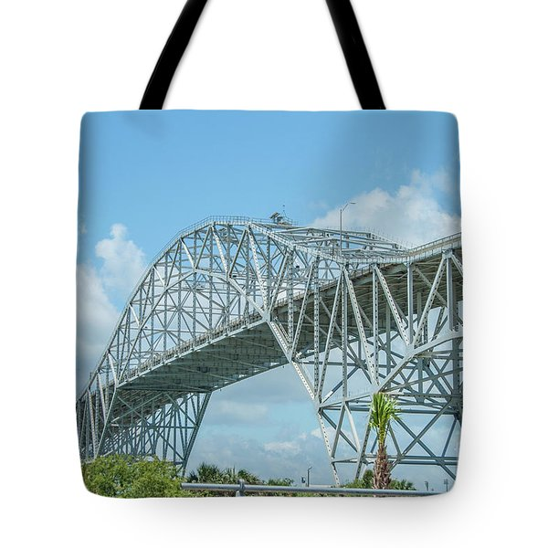 Harbor Bridge Tote Bag