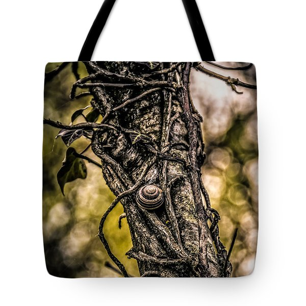 Hard Road Tote Bag