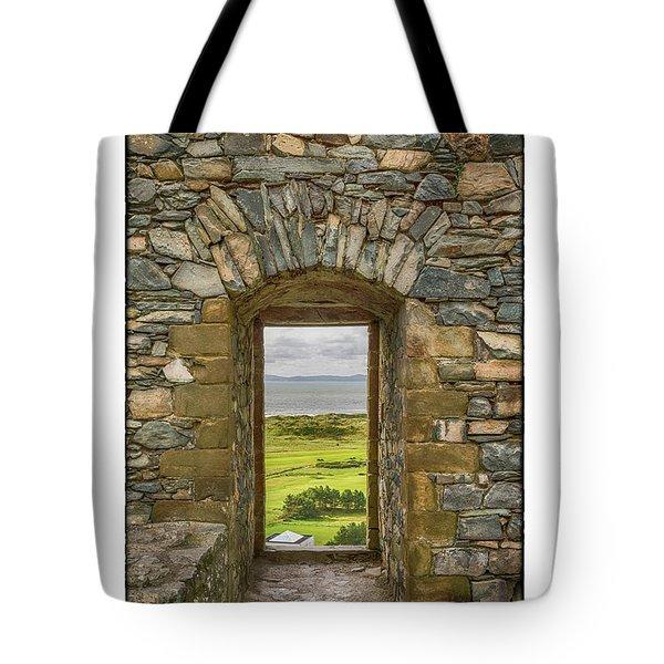 Harlech View Tote Bag