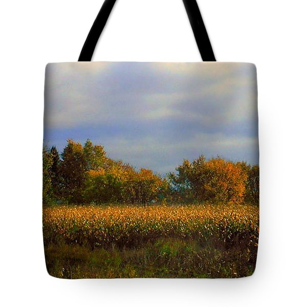 Harvest Tote Bag by Elfriede Fulda