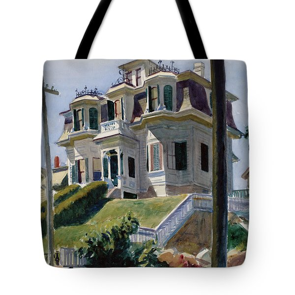 Haskell's House Tote Bag