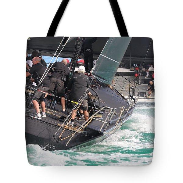 Head On Key West Tote Bag