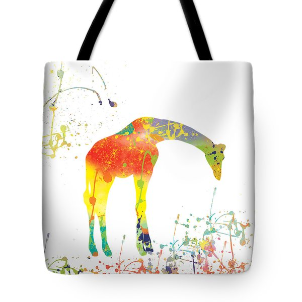 Tote Bag featuring the digital art Hello by Trilby Cole