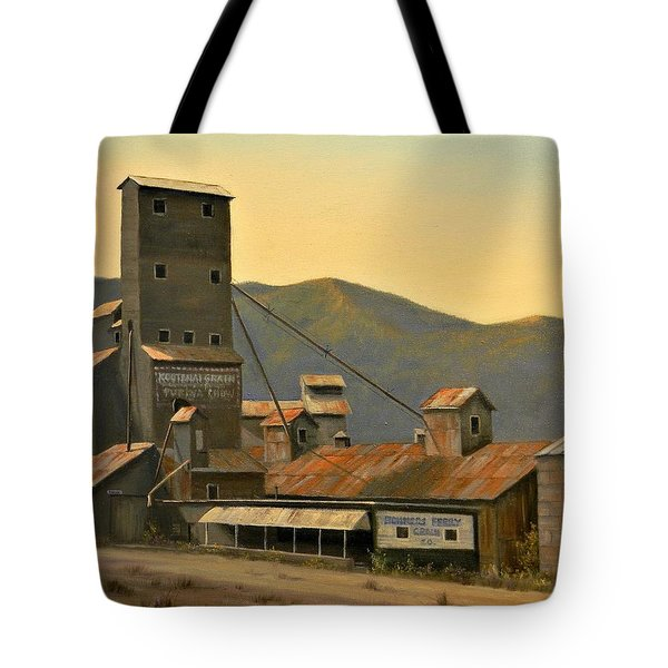 Hillbilly Highrise Tote Bag