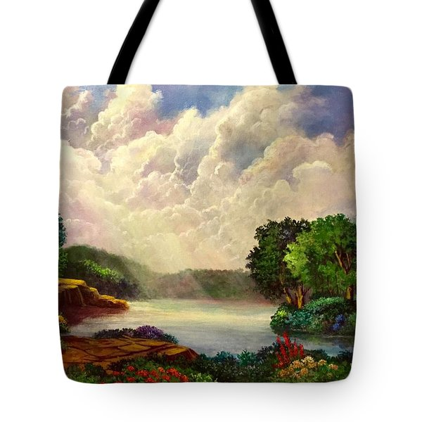 His Divine Creation Tote Bag