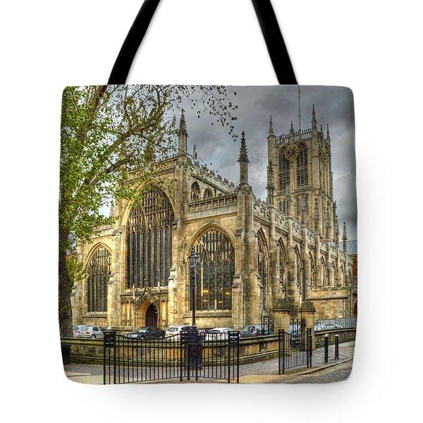 Holy Trinity Church Hull Tote Bag