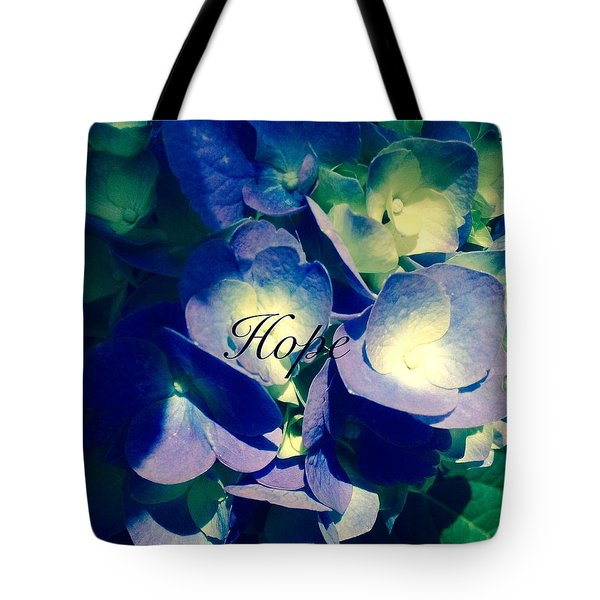 Tote Bag featuring the photograph Hope- Edit by Alohi Fujimoto