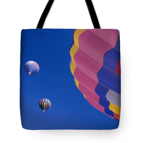 Hot Air Balloons Tote Bag by Greg Vaughn - Printscapes