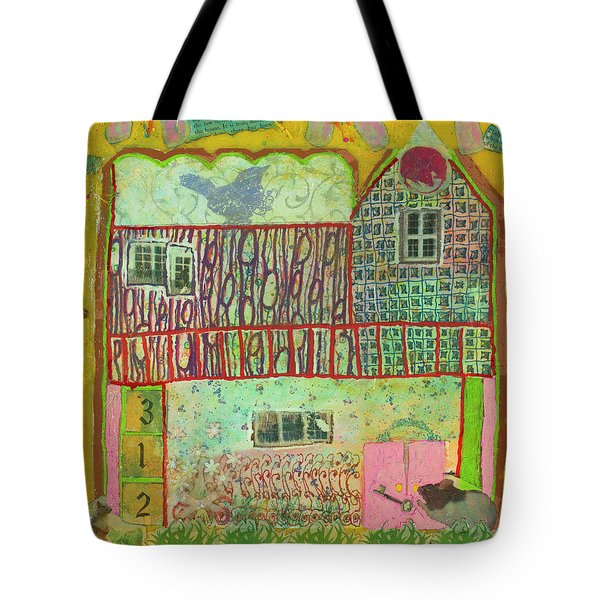 House #3 Tote Bag