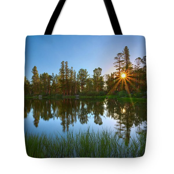 House Of The Rising Sun Tote Bag