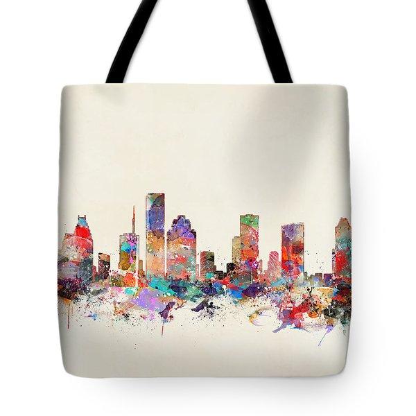 Houston Texas Tote Bag