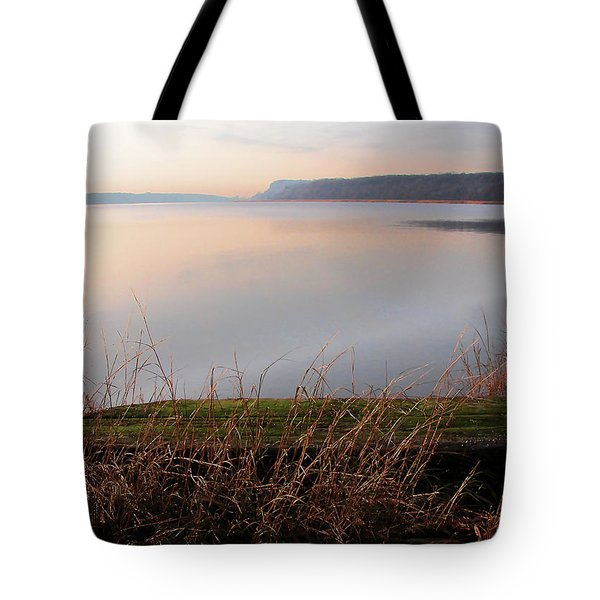 Hudson River Vista Tote Bag