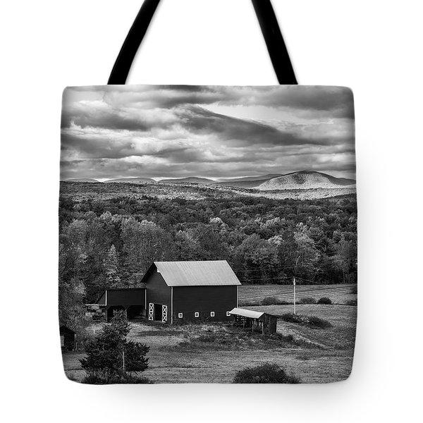Hudson Valley Ny Fall Colors Tote Bag