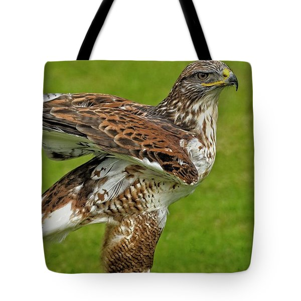 Tote Bag featuring the photograph Hunter  by Cliff Norton