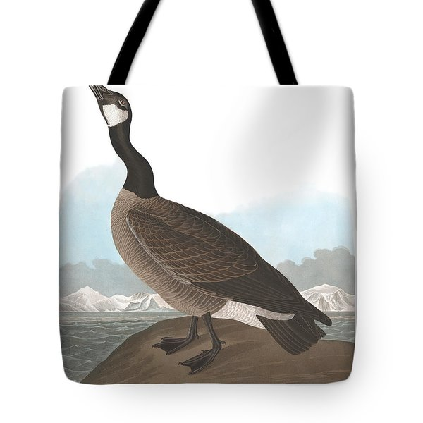 Hutchinss Barnacle Goose Tote Bag