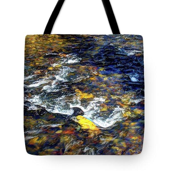 Hyalite Creek Tote Bag