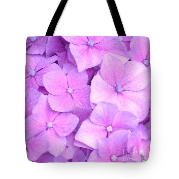 Hydragea  Tote Bag