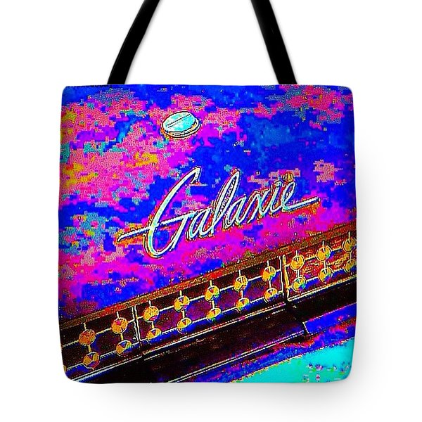I Am Bindging On #psychedelic Sunday Tote Bag