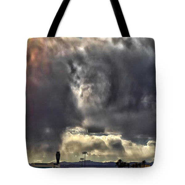 Tote Bag featuring the photograph I Am That, I Am by Michael Rogers
